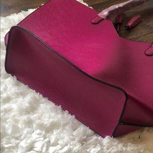 Neiman Marcus Bags - Magenta Neiman Marcus Tote